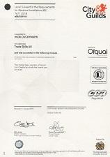 Certified Eletrician London