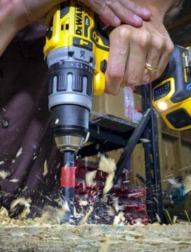 Dewalt 18v XR Brushless Combi Drill